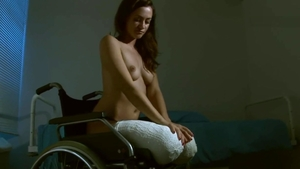 Beautiful female goes in for hard sex in HD