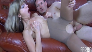 Young Gina Gerson babe pussy fucking video