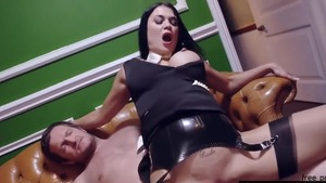 Sexy Jasmine Jae ass fucking and Samantha Bentley at the party