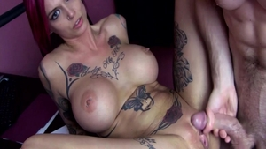 Fetish hard ramming next to huge tits mature Anna Bell Peaks