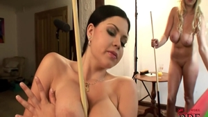 Large boobs Shione Cooper gets plowed