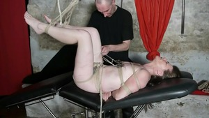 BDSM starring french hotwife
