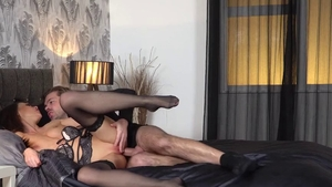 Tina Kay feels the need for rough sex