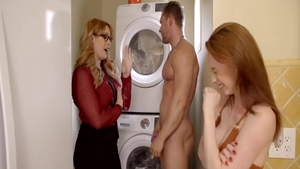 Tina Ray together with Chad White rough pussy fucking