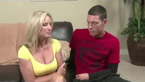 Young stepmom cheating in HD