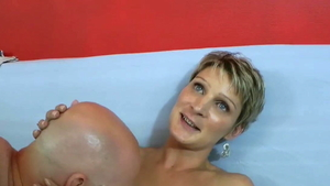 French stepmom fucked hard in HD