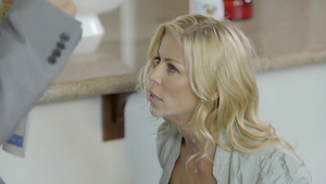 Babe Alexis Fawx goes in for rough nailing in HD