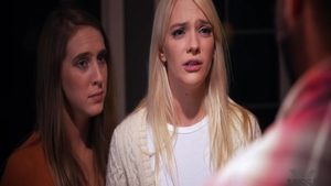 Kenna James accompanied by Cadence Lux roleplay