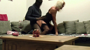 Interracial banging on live cam deutsch in tight stockings