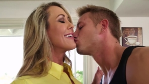 Large tits blonde haired hardcore pussy fuck