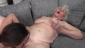 Young Tiffany Doll pussy licking