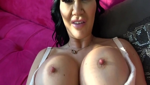 Busty czech MILF Jasmine Jae craving nailing