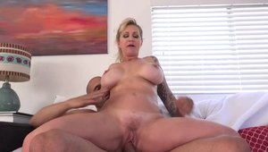 Super sexy MILF Ryan Conner has a taste for hard ramming