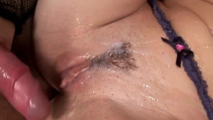Big boobs Savannah Gold cumshot