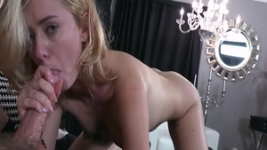 Very sexy blonde hair Haley Reed needs ramming hard