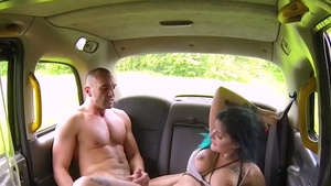 Driver Alexxa Vice cumshot sex tape
