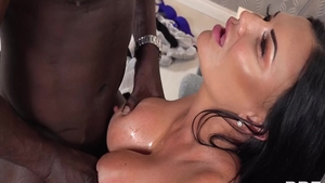 Jasmine Jae being pounded by BBC husband