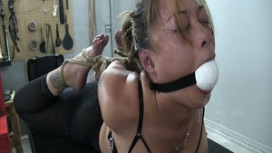 Young girl agrees to punishment
