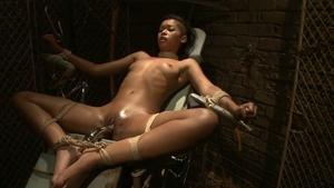 JOI large tits and hot Skin Diamond BDSM at the party