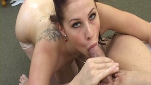 Oil fucking hard accompanied by large boobs Gianna Michaels