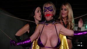 Passionate babe american Dee Williams crazy BDSM