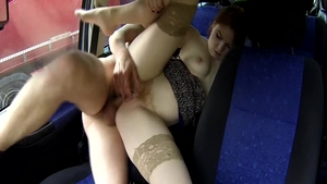 Pussy eating outdoors hot european