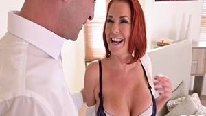 Large boobs Veronica Avluv anal fucking porno
