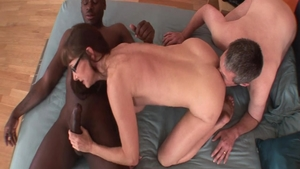 Hardcore plowing hard together with horny mature
