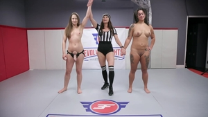 Pussy fucking with Miss Demeanor & Cheyenne Jewel