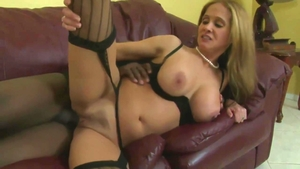 Big tits mature goes for plowing hard in HD