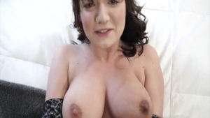 Busty Charlotte Cross pussy fuck sex video