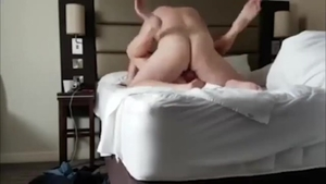 Female orgasm at the party together with young college student