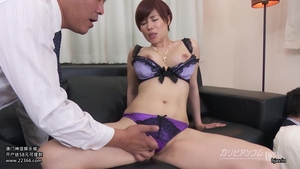 Big boobs japanese stepmom creampied
