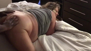 Perfect granny cum swallowing in HD