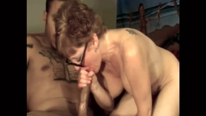 Hard sex in the company of passionate chick