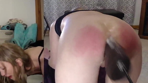 Anal fucked live on cam european