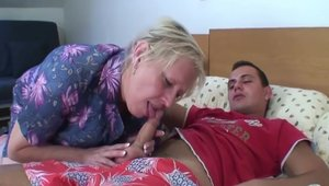 Pussy sex with blonde hair