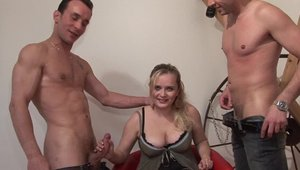 Passionate french romantic pussy fucking