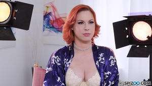 Rough nailing together with large boobs stepmom Edyn Blair
