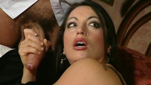 Bisexual Justine Ashley goes for hard pounding HD