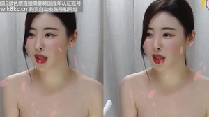 Young asian babe rides a hard dick in HD