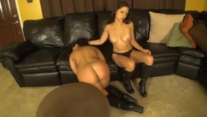 Ariel X is a large boobs teen chick