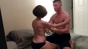 Young amateur homemade cuckhold