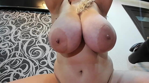 Chubby girl craving orgasm in HD