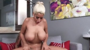 Nailed rough alongside big boobs spanish mature