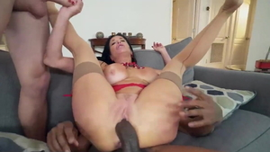 Veronica Avluv is really large tits brunette