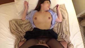 Busty japanese dentist wishes for POV rough fucking HD