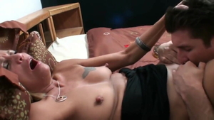 American stepmom has a passion for rough smoking HD