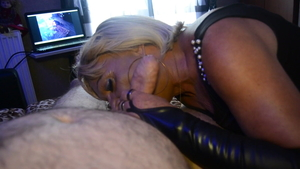 Rough cock sucking escorted by Sara Luvv
