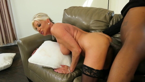 Young mature wishes for facial HD